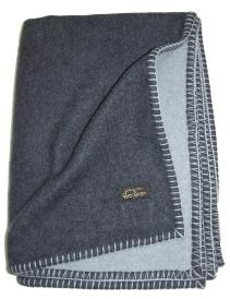 Begg & Co Lambswool-Cashmere Plaid Balsas