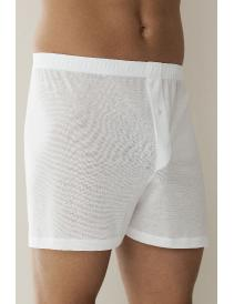 Zimmerli Boxer Shorts open fly Royal Classic (weiß)